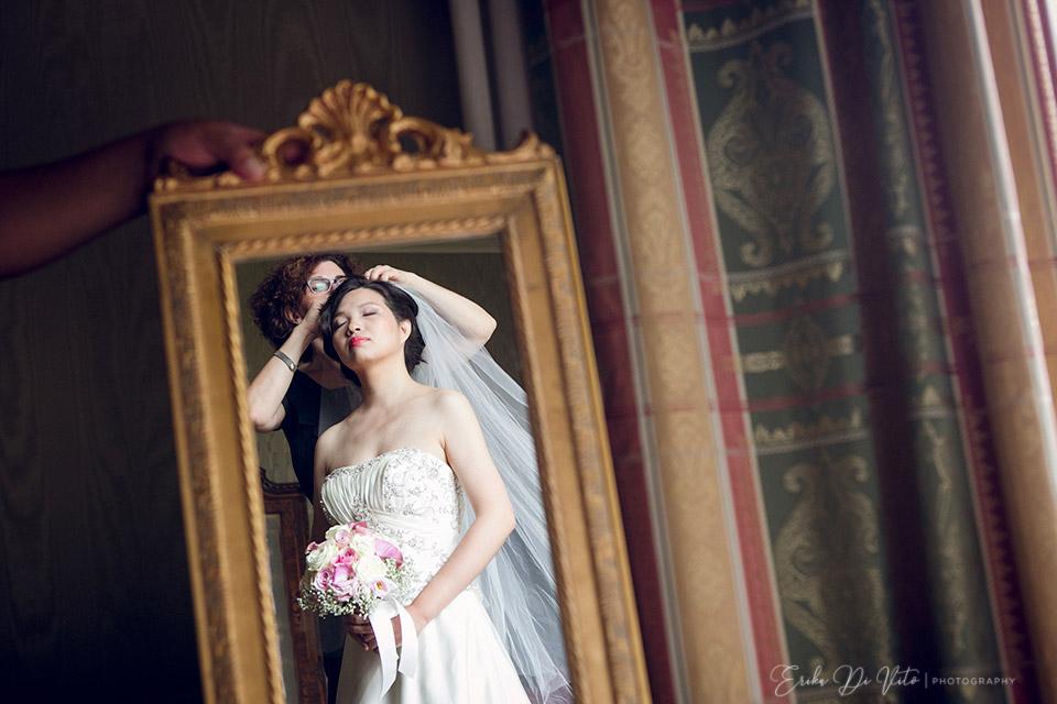 fotografo matrimonio hotel iles des borromee italia