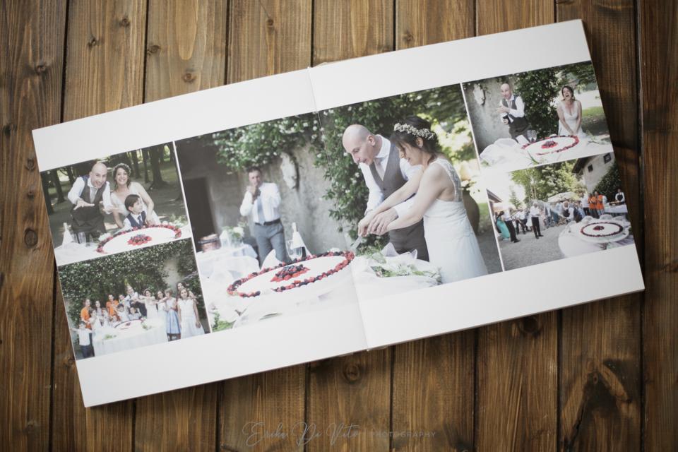 fotografie torta di nozze