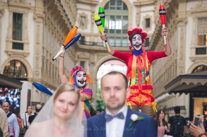 dettaglio di un matrimonio