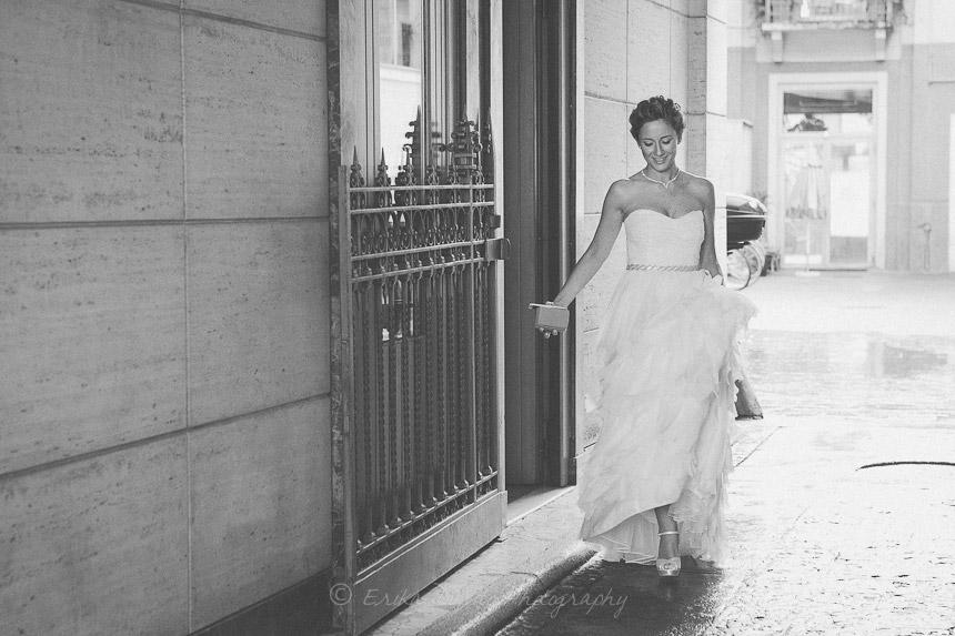 fotografie preparativi delle nozze